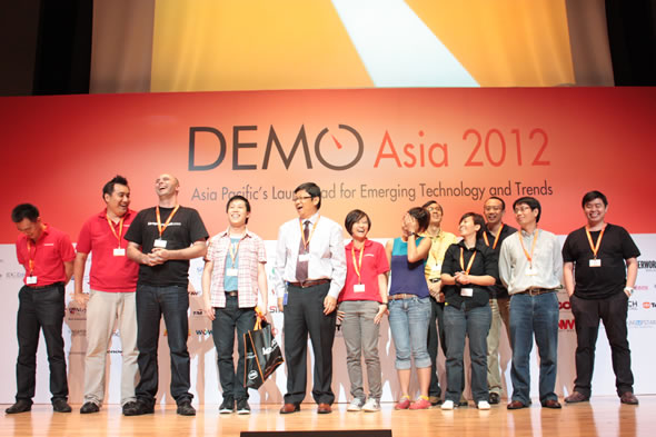 Demo Asia Awards